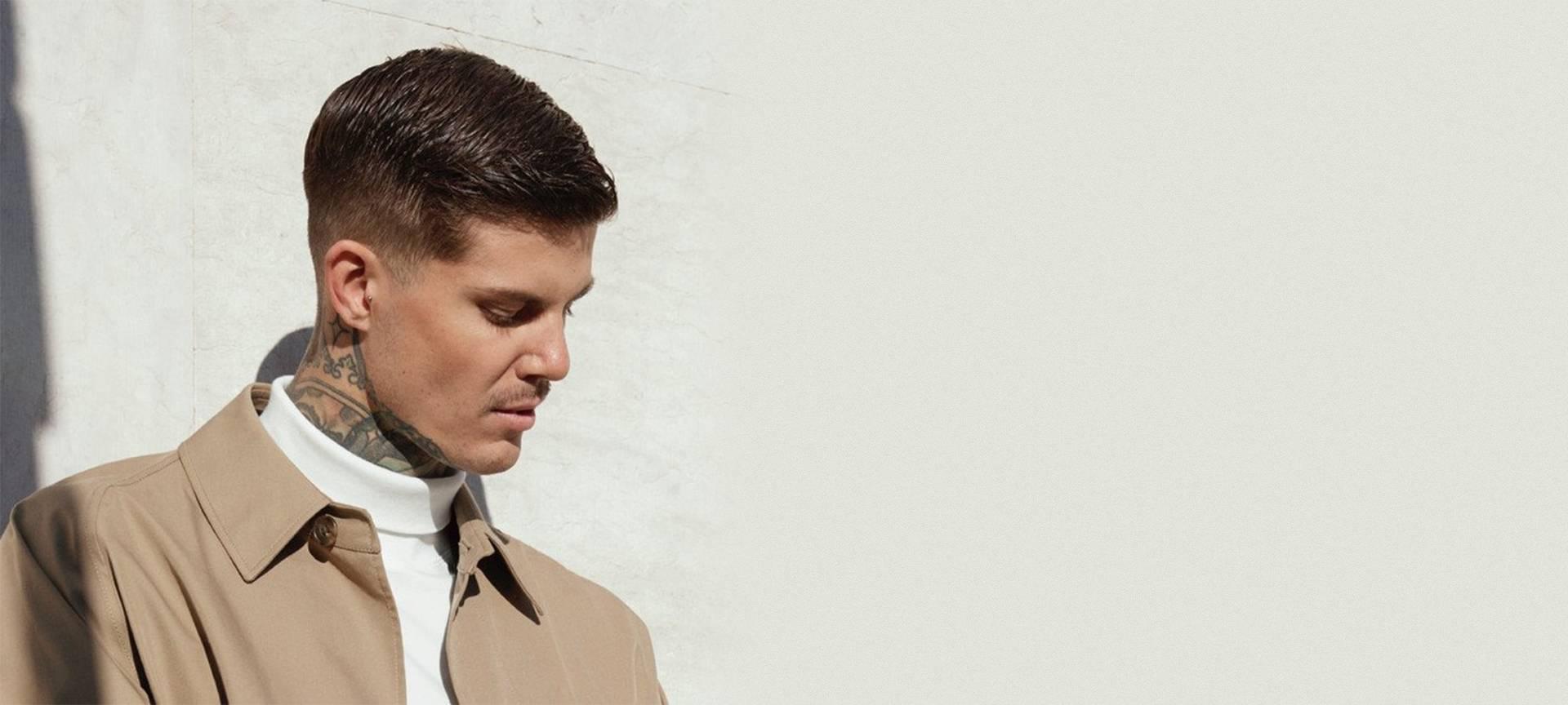Mann kurze haare Männer Kurze